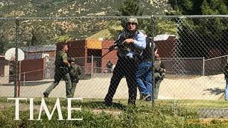 'Murder-Suicide' Shooting At San Bernardino Elementary School Leaves 2 Dead | TIME