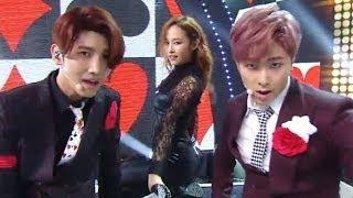 TVXQ! - Spellbound, 동방신기 - 수리수리, Music Core 20140308