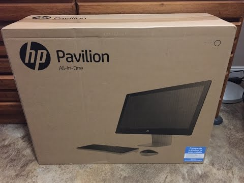 HP Pavilion All In One 23 inch 23-q010