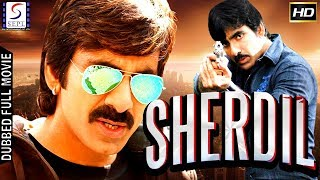 Sher Dil l (2018) South Action Film Dubbed In Hindi Full Movie HD l Ravi Teja, Nayantara Thumb