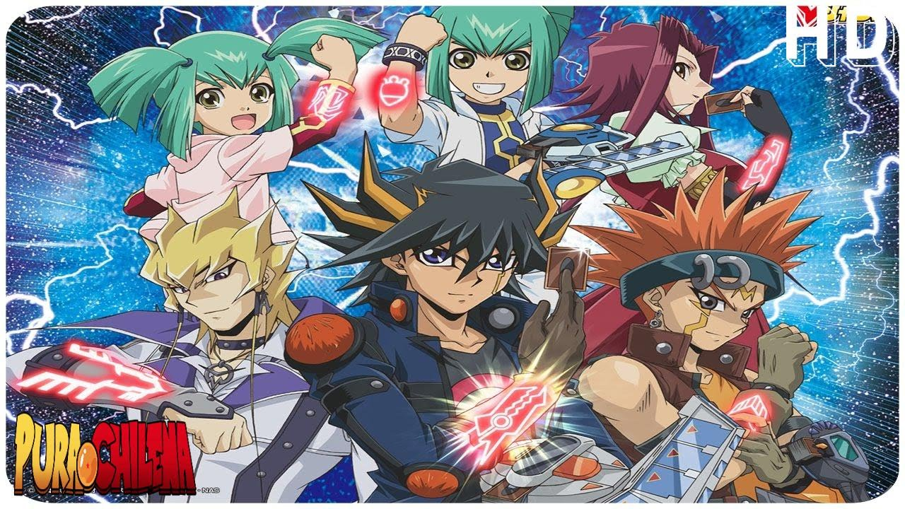 yu-gi-oh 5ds
