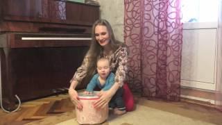 Барабан для детей и родителей. Урок 1.