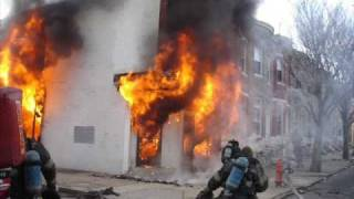 Baltimore City Fire Department Fires