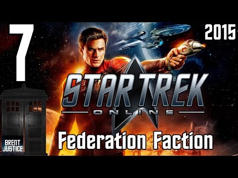 Let's Play Star Trek Online (2015) Federation - 7 - Stop the Signal