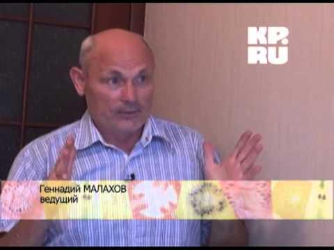 Геннадий Малахов о пользе морковного сока