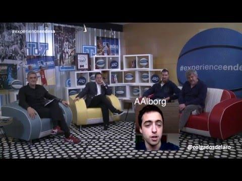 Colgados del Aro - Prog 12 - Andrés Nocioni y Quequé (2/3)