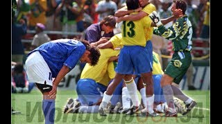Resumen Mundial de Fútbol USA 1994 - World Cup USA 1994 Highlights (Castellano)