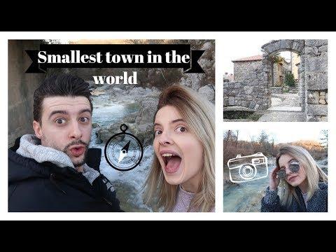 Download Youtube: Bili smo u najmanjem gradu na svijetu / DAN 6