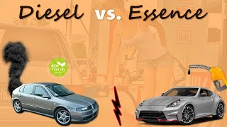 ESSENCE VS DIESEL : LA GUERRE DES CARBURANTS ?