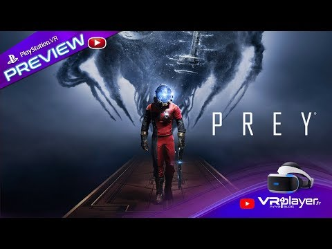 PlayStation VR PSVR : TranStar VR (Prey) Preview   Première impression   VR4player.fr thumbnail