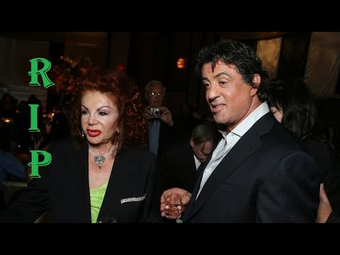 Jackie Stallone, mother to actor Sylvester, dies