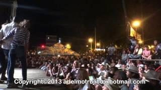 Chaparral Tolima, Día del campesino 2013 con Juan C. Zarabanda