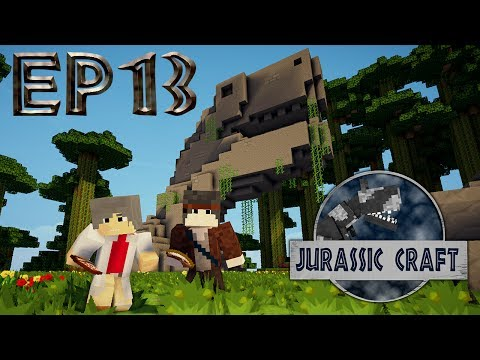 SE02EP13 Jurassic Craft - Bienvenue Tyno !