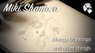 Канал Мики. Профессиональное рисование манги и другое