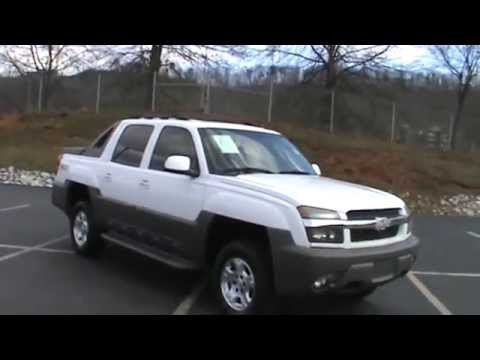 for sale 2002 chevy avalanche z71 4wd stk p6790 youtube. Black Bedroom Furniture Sets. Home Design Ideas