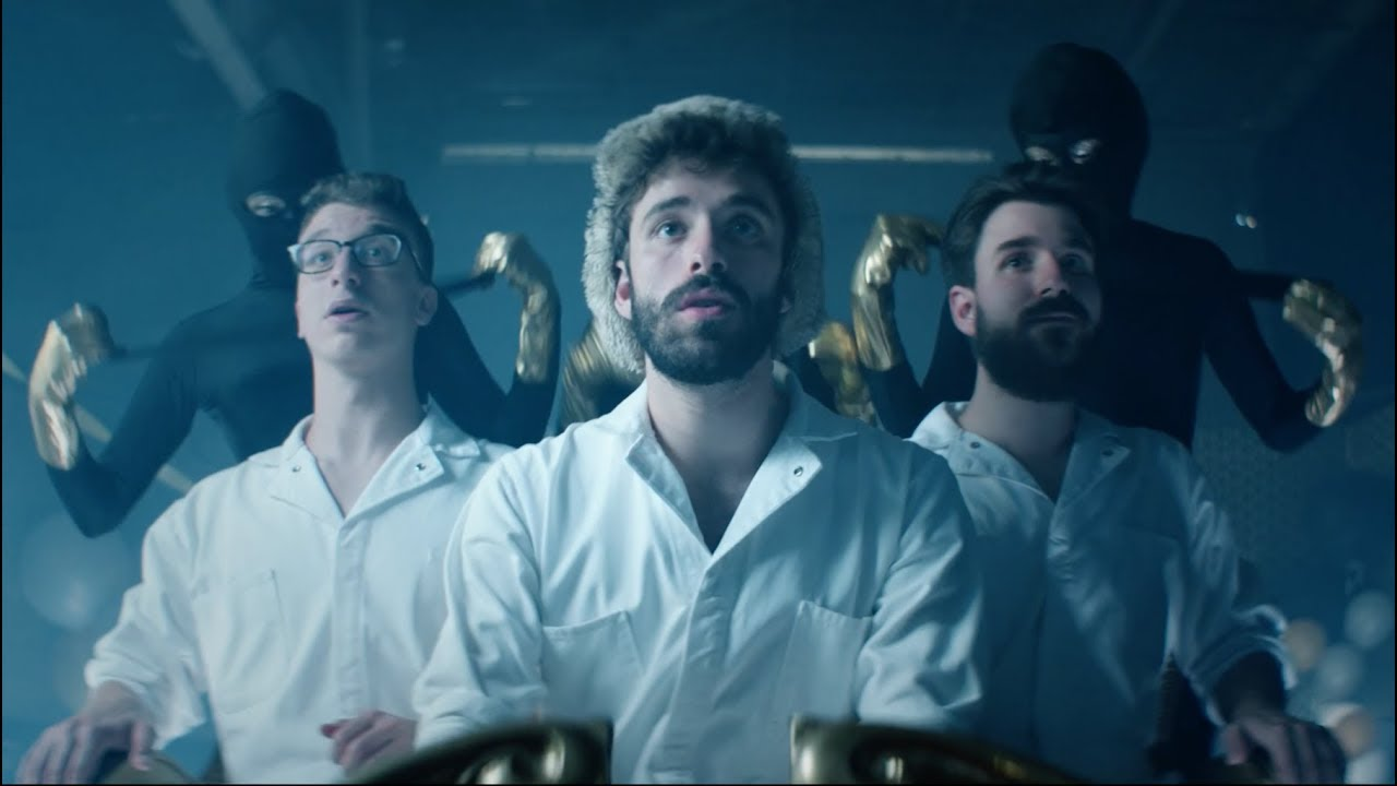 Download AJR - Burn The House Down (Official Video)