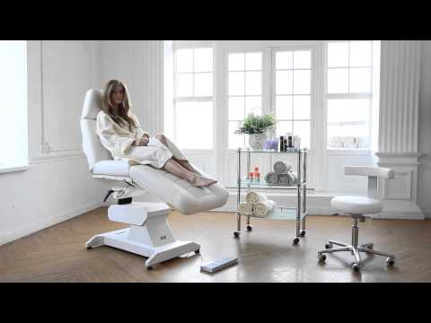 Съемка рекламы оборудования для салонов красоты.