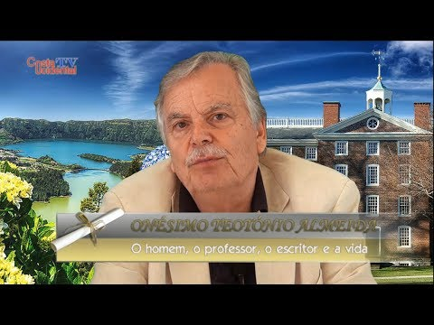 Onésimo Teotónio Almeida-O homem, professor, escritor e a vida (HD)