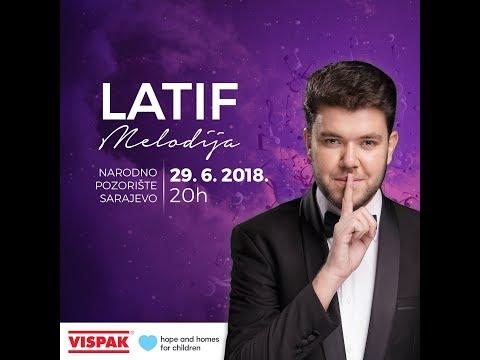 """LATIF / """"NEMA LJUBAVI"""" (Official video 4K album """"Melodija"""" 2018.)"""