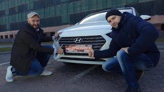 Новый Hyundai ACCENT СОЛЯРИС народный тест Автопанорамы