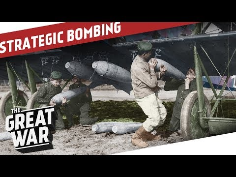 Strategic Bombing on the Western Front I THE GREAT WAR Special