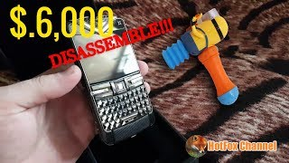 DISASSEMBLE VERTU CONSTELLATION QUEST TO VIEW INSIDE | HotFox Channel