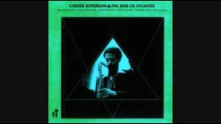 Carter Jefferson ‎– The Rise Of Atlantis 1979