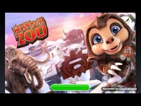 Wonder zoo let's play # 1