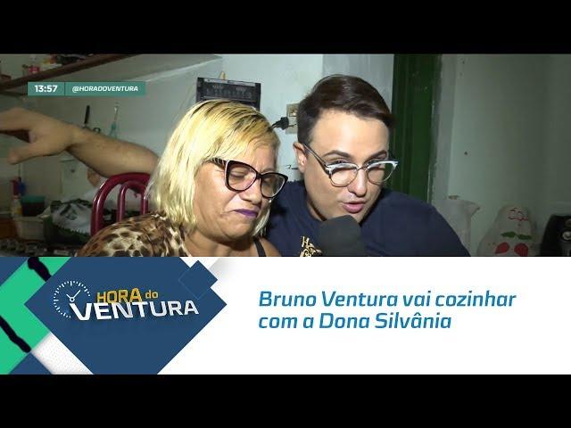 Ô de Casa: Bruno Ventura vai cozinhar com a Dona Silvânia - Bloco 01