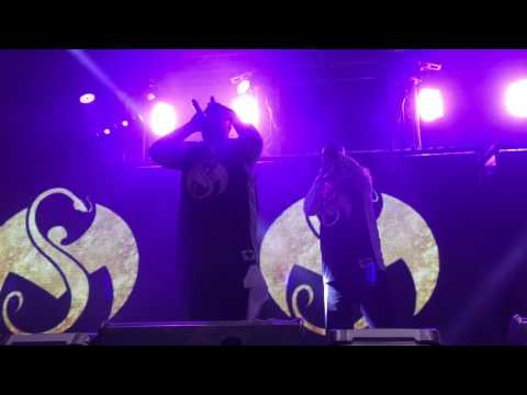 22 - Areola - Tech N9ne & Krizz Kaliko (Live in Raleigh, NC - 05/08/17)