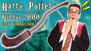 EL JUGUETE MÁS VIBRANTE: NIMBUS 2000 DE HARRY POTTER ¿Qué Hay Dentro?