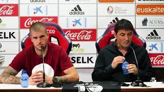Presentación oficial de Rubén | 27.07.18