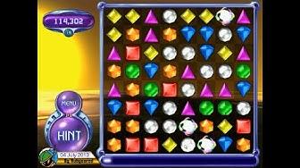 Bejeweled 2 Classic - Levels 1~17 [720p60]