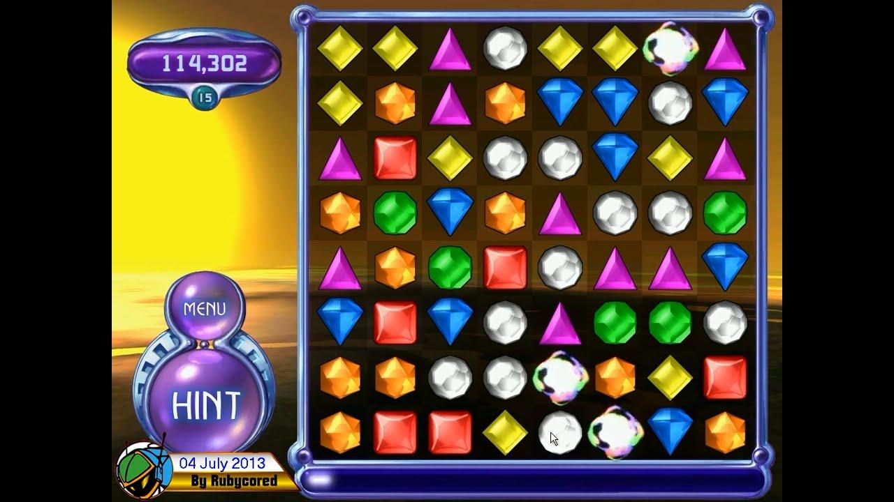 Bejeweled 2 Classic – Levels 1~17 [720p60]