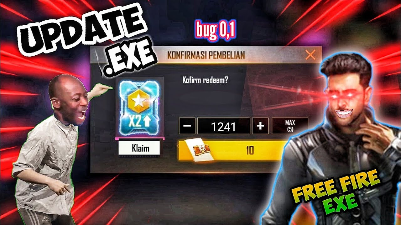 FREE FIRE EXE || Update New Ep Ep .exe