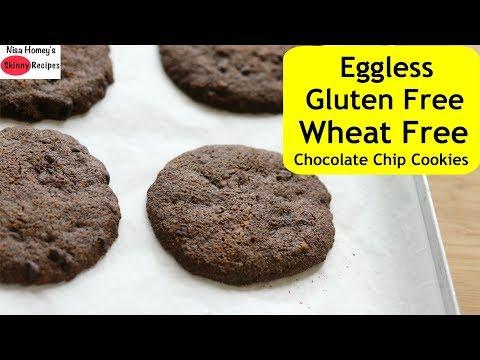 Eggless Buckwheat Cookies Kuttu Ka Atta Cookies Gluten Free, Wheat Free, Vegan | Skinny Recipes