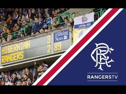 90 In 90   Hibernian 3-2 Rangers   20 Apr 2016