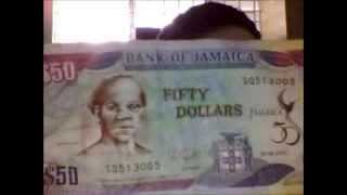 Jamaican Dollars and Cents