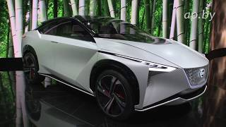 Skoda Vision E, Nissan IMx, Renault Symbioz, Hyundai Future Eco Fuel Cell