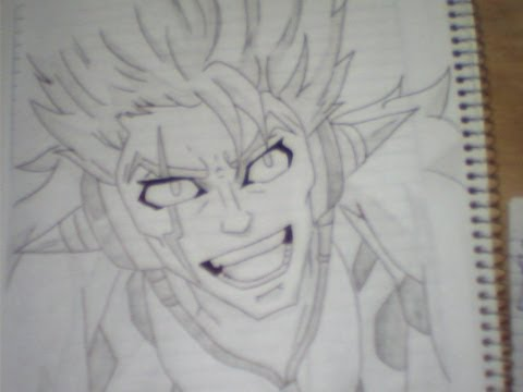 How to Draw Laxus (Fairy Tail) - YouTube