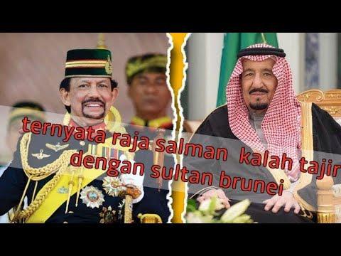 tak disangka beginilah kekayaan sultan brunei,lebih tajir dari raja salman