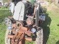 Поделки - Самодельный трактор из восьмерки