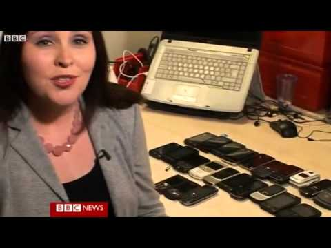 BBC Money Program - How To Sell Mobile Phone Handsets