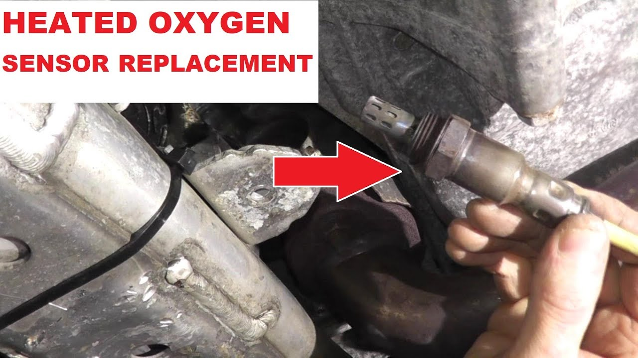 How To Test And Replace Heated Oxygen Sensor