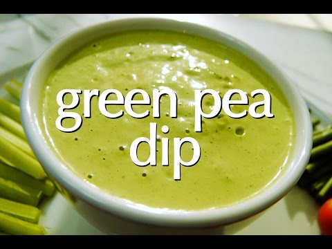 Dinner Part Tonight Shorts: Green Pea Dip