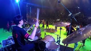 Hay Libertad En La Casa De Dios - Art Aguilera - Drum Cam Li...
