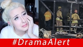 Tana Mangeau's Body GIVES UP! #DramaAlert RickyFTW Car Catches FIRE & Is Youtube UNTRUSTWORTHY?