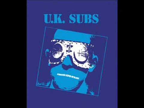 U.K. Subs - Warhead