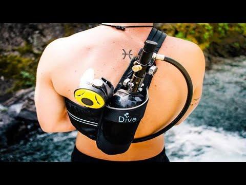 DIVE PORTABLE LUNGS   Scuba Tank | Tech Support