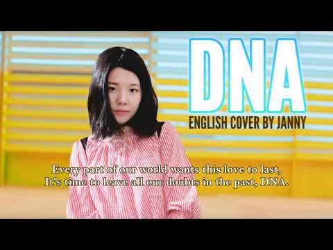 BTS (방탄소년단) - DNA | English Cover by JANNY